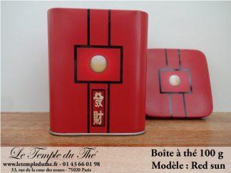 BOITES DE THE