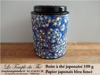 BOITE A THE JAPONAISE SPECIALISTE A PARIS