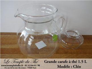 Grande carafe à thé 1.50 L