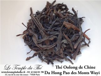 THES OOLONGS DE CHINE
