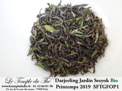 Darjeeling Jardin Seeyok bio