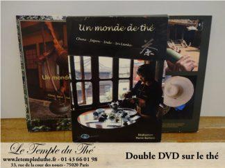 Double DVD sur le thé