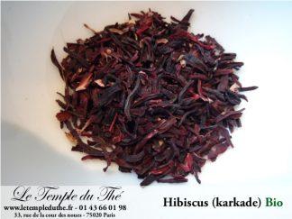 Hibiscus (karkadé) BIO