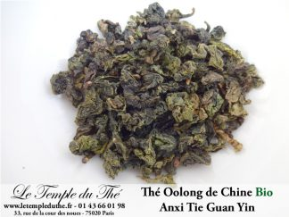 THES OOLONGS NATURES BIO