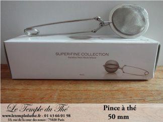 Pince à thé boule 5 cm de diamètre