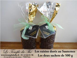1 KG Raisin doré au Sauternes Guy Verdier