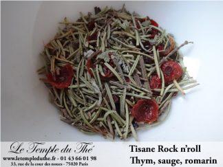 Rock n'Roll (thym, sauge et romarin)