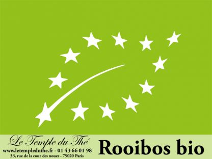 Rooïbos BIO à l'orange