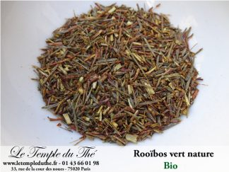 Rooïbos BIO : Vert (nature)
