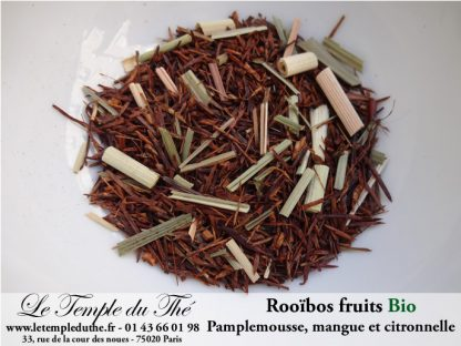 Rooïbos fruits Rouges BIO