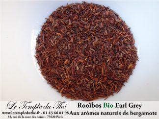 Rooïbos BIO à la bergamote Earl Grey