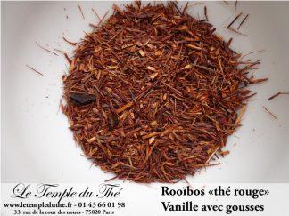 Rooïbos : Vanille avec gousses