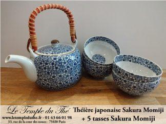 Service japonais Sakura Momiji