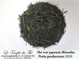 Thé du Japon Sencha Shizuôka