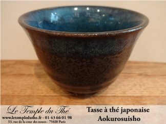 Tasse à thé japonaise 10 cl Aokurosuisho