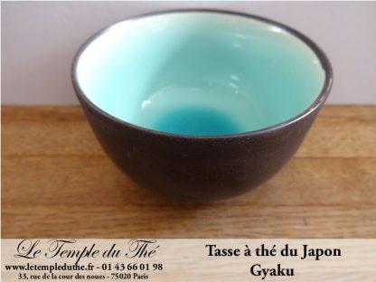 Tasse à thé du japon Gyaku