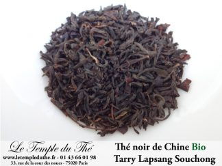 THES NOIRS FUMES DE CHINE