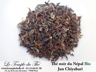 THES NOIRS INDIEN DARJEELING ET THE DU NEPAL