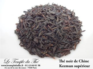Thé noir Keemun Supérieur