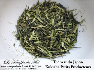 Thé du Japon Kukicha Printemps 2019 petits producteurs