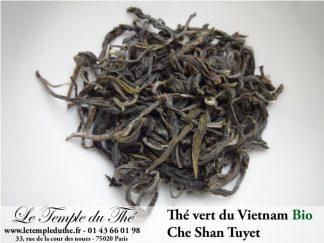 THES VERTS DE CHINE DE COREE DU NEPAL ET DU VIETNAM