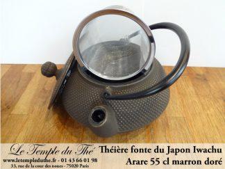 Théière fonte japonaise