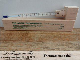 Thermomètre à thé