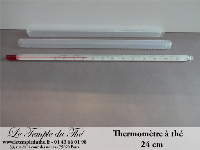 Thermomètre à thé grand modèle